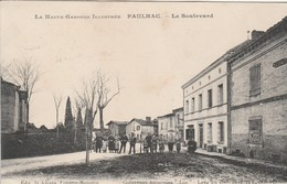 Paulhac - Le Boulevard - Other Municipalities