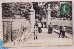 LONGWY (54) Porte De Bourgogne. Entrée 1. Carte Animée - Longwy