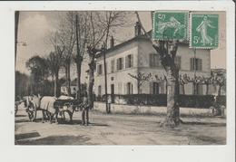 CPA - CAMBO - Ongui Ethorry - Attelage Boeuf - Cambo-les-Bains