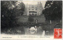 49 SAINT-LAURENT-du-MOTTAY - Chateau De La Houssay - France