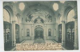ALLEMAGNE - KARLSRUHE - Reichspost Gebäude - Karlsruhe