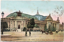 PARIS - Le Grand Palais Des Champs Elysées - Attel (109495) - Unclassified