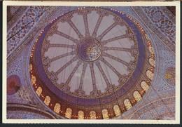 °°° GF535 - TURKEY - SULTANAHMET CAMII KUBBESI - With Stamps °°° - Turchia
