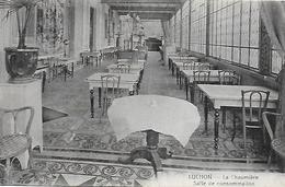 31)  LUCHON  - La  Chaumière  - Salle De Consommation - Luchon