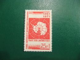 TAAF YVERT POSTE ORDINAIRE N° 39 - TIMBRE NEUF** LUXE - MNH - SERIE COMPLETE - COTE 44,00 EUROS - Französische Süd- Und Antarktisgebiete (TAAF)