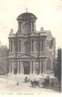 (75) Paris - Paris - L'Eglise Saint-Gervais - Churches