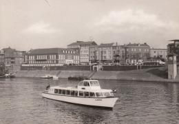 """Hafenrundfahrtboot """"Lore"""",Duisburger-Ruhrort Hafen,gelaufen - Dampfer"""