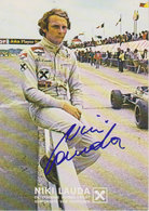 Niki Lauda - Grand Prix / F1