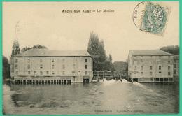 Arcis Sur Aube - Aube -  Les Moulins - - Arcis Sur Aube