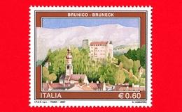 Nuovo - MNH -  ITALIA - 2007 - Turismo - 34ª Emissione - Brunico - 0,60 - 1946-.. République