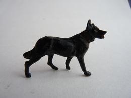 MARQUE INCONNUE  - ANIMAUX ANIMAL Ferme - Chien Noir (2) Pas Starlux, Clairet, Jim - Figurines