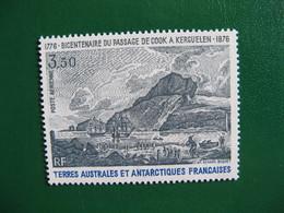 TAAF YVERT POSTE AERIENNE N° 47 - TIMBRE NEUF** LUXE - MNH - SERIE COMPLETE - COTE 20,00 EUROS - Französische Süd- Und Antarktisgebiete (TAAF)