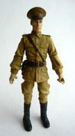 INDIANA JONES - RAIDERS OF THE LOST ARK - HASBRO 2008 - OFFICIER RUSSE COLONEL DOVCHENKO - Figurines