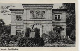 AK 0020  Bayreuth - Haus Wahnfried / Verlag Schöning & Co Um 1930-40 - Bayreuth