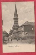 Forchies - L'Eglise - 1906 ( Voir Verso ) - Fontaine-l'Evêque