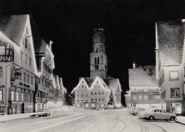 Mercedes Ponton,Opel Rekord A,Taunus 12/15m,Biberach,ungelaufen - Voitures De Tourisme