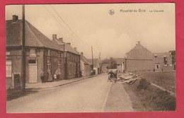 Moustier-au-Bois - La Chaussée  ( Voir Verso ) - Frasnes-lez-Anvaing