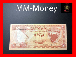BAHRAIN 1 Dinar  1965  P. 4  VF - Bahrein