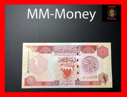 BAHRAIN 1 Dinar  1998  P. 19 UNC - Bahreïn