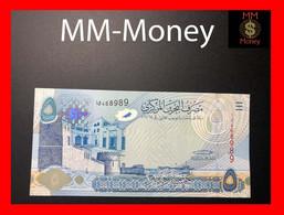 BAHRAIN 5 Dinars 2008  P. 27  UNC - Bahrein