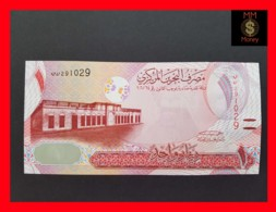 BAHRAIN 1  Dinar  2017 P. New  UNC - Bahreïn