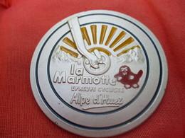 Médaille De Sport/Cyclisme/Epreuve Cycliste/ La Marmotte/ ALPE D'HUEZ//vers 1980      SPO296 - Cyclisme