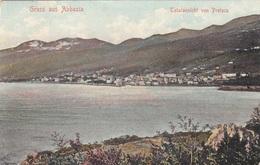 Gruss Aus ABAZZIA - Totalansicht Von Preluca, Gel.1913 - Jugoslawien