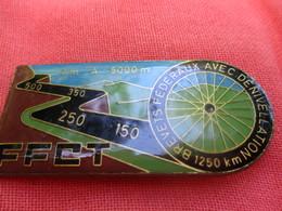 Médaille De Sport/Cyclisme/Brevets Federaux Avec Dénivellation/1250 Km /Beraudy 63 AMBERT/vers 1980-90      SPO298 - Cyclisme
