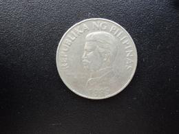 PHILIPPINES : 50 SENTIMO   1985    KM 242.1    TTB - Philippines