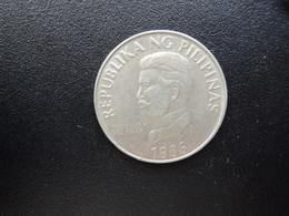 PHILIPPINES : 50 SENTIMO   1986    KM 242.1    SUP - Philippines