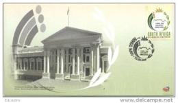 1.- SOUTH AFRICA 2008. FDC 118 IPU ASSEMPLT - FDC