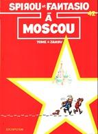 Spirou Et Fantasio, Tome 42 : Spirou à Moscou - Tome E Janry - Kids