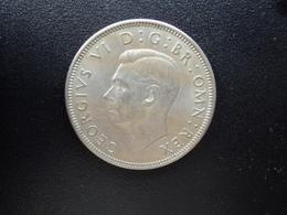 ROYAUME UNI : 2 SHILLINGS   1951   KM 878    SUP - 1902-1971 : Monnaies Post-Victoriennes