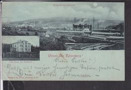 Gruss Aus Sulzbach - Rosenberg Maxhütte  1900 - Sulzbach-Rosenberg