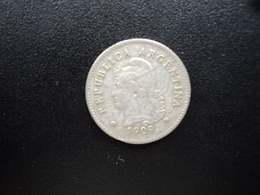 ARGENTINE : 10 CENTAVOS   1909   KM 35    TTB - Argentina
