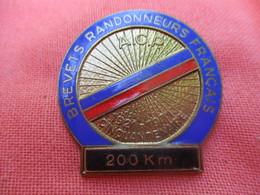 Médaille De Sport/Cyclisme/Brevets Randonneurs Français/Cinquantenaire/200 Km/ ACP//1971      SPO300 - Cyclisme
