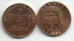 Panama 1 Centesimo 1993. High Grade - Panama
