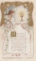 8AK2530 Image Religieuse Pieuse COMMUNION LECLERC N D DE LOUVIERS 1908 - Devotieprenten