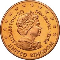 United Kingdom , Medal, Essai 5 Cents, 2002, SPL, Cuivre - Royaume-Uni