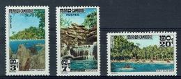 Cambodia, Landscapes 1963, MH VF - Cambodia