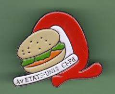 QUICK *** CLERMONT FERRAND AVENUE DES ETATS-UNIS *** TGT-01 - McDonald's