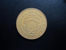 COSTA RICA : 25 COLONES   1995   KM 229    TTB+ - Costa Rica