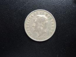 EL SALVADOR : 5 CENTAVOS   1974 (g)   KM 134    TTB - El Salvador