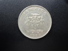 JAMAÏQUE : 20 CENTS   1986   KM 55     SUP 55 / SUP - Jamaica