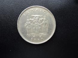 JAMAÏQUE : 20 CENTS   1988   KM 55     TTB / SUP - Jamaica