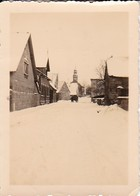 Foto Dorf Im Winter - Januar 1940 - -33° - 8*5,5cm (36288) - Orte