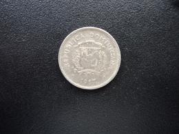 RÉPUBLIQUE DOMINICAINE : 10 CENTAVOS   1987    KM 60    TTB - Dominicaine