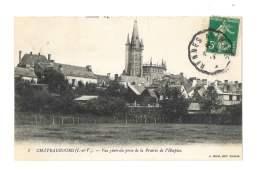 Châteaubourg - Vue Générale Prise De La Prairie De L'hospice - 205 - Other Municipalities