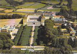 MILITARIA Ecoles - 71 - AUTUN : L'ECOLE MILITAIRE - Vue Aérienne - CPSM CPM GF - Saône Et Loire - Militaria