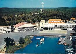 MILITARIA Ecoles - 33 - HOURTIN : Centre De Formation Maritime - Vue Générale - CPSM CPM GF - Saône Et Loire - Other